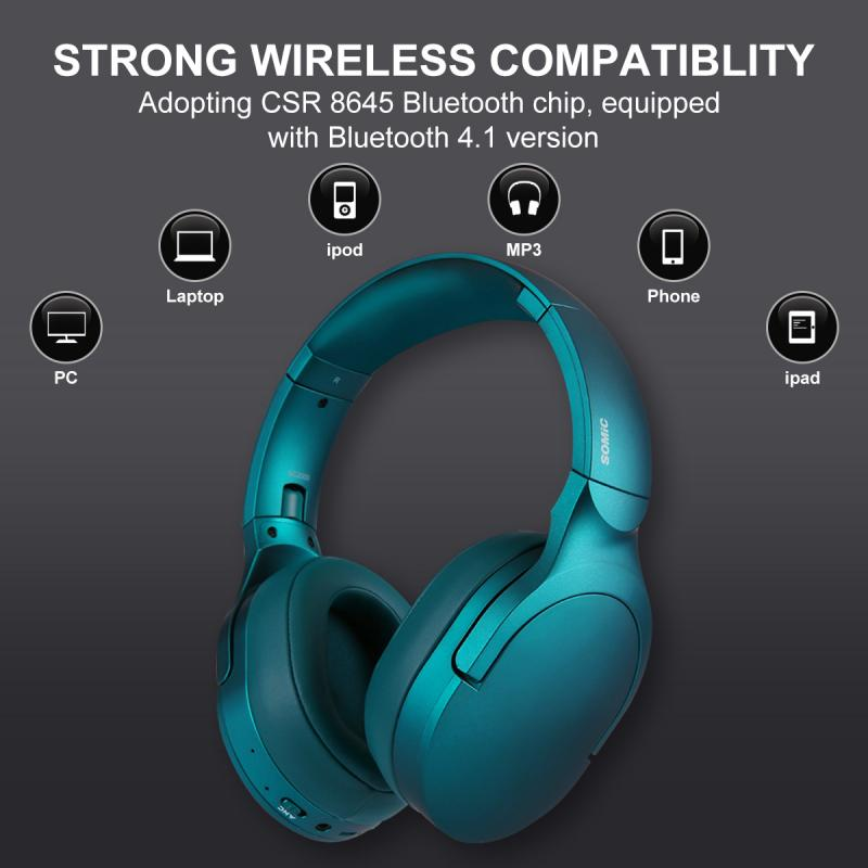 bultooth headphone wireless headset